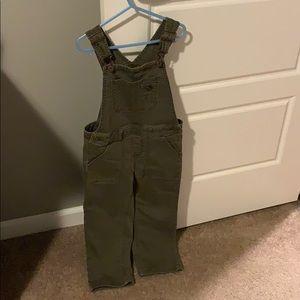 Boys 5T overalls